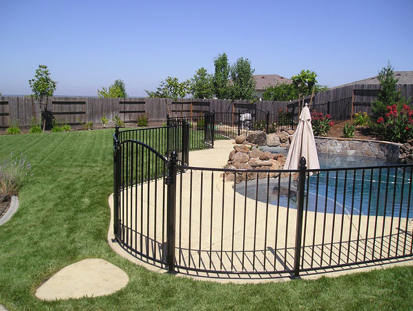Wrought Iron Fence Design Iron gates sacramento iron fence sacramento iron railings iron fence workwithnaturefo